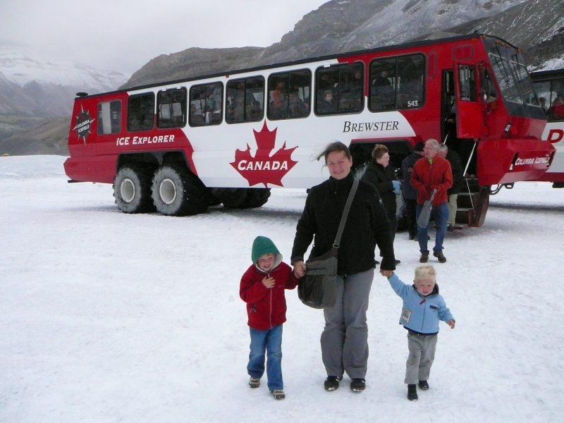 Canada: rode monstertruck